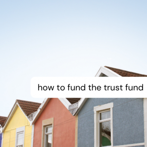 A Path Home: Fund the Trust Fund, An Outline for Immediate Impact
